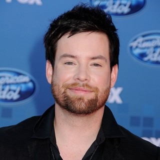 David Cook in The 2011 American Idol Finale