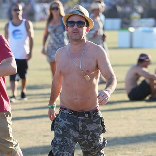David Faustino in Celebrities at The 2012 Coachella Valley Music and Arts Festival - Week 2 Day 2