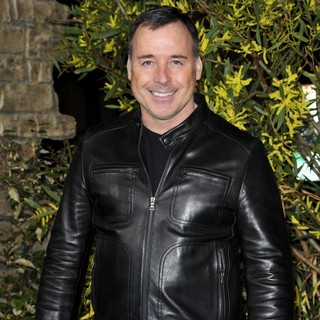 David Furnish in Premiere of Jack the Giant Slayer