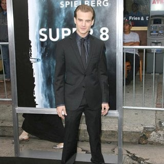 David Gallagher in Los Angeles Premiere of Super 8