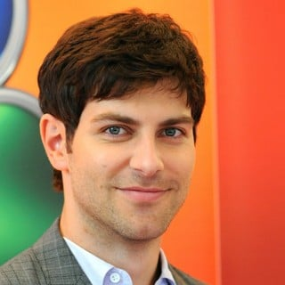 David Giuntoli in 2012 NBC Upfront Presentation - Arrivals