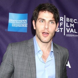 David Giuntoli in 2012 Tribeca Film Festival - Caroline and Jackie Premiere - Arrivals