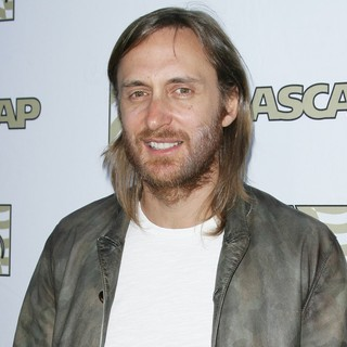 David Guetta in 2013 ASCAP Pop Music Awards
