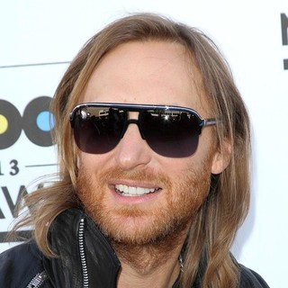 David Guetta in 2013 Billboard Music Awards - Arrivals