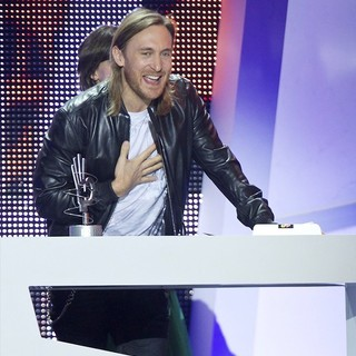 David Guetta in The 2013 40 Principales Awards - Show