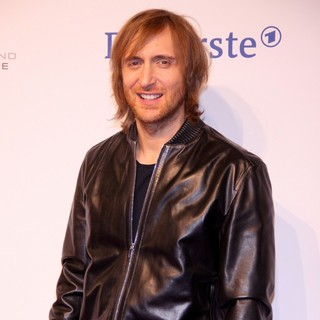David Guetta in The Echo 2012 - Deutscher Musikpreis - Press Room
