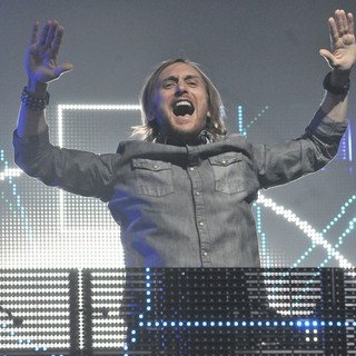 David Guetta in BBC Radio 1's Hackney Weekend - Day 2