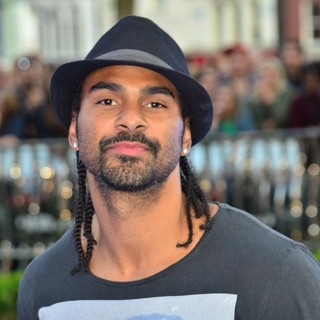 David Haye in World Premiere of Fast and Furious 6 - Arrivals