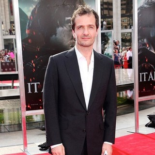 David Heyman in New York Premiere of Harry Potter and the Deathly Hallows Part II - Arrivals