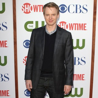 David Hornsby in CBS, The CW and Showtime TCA Party