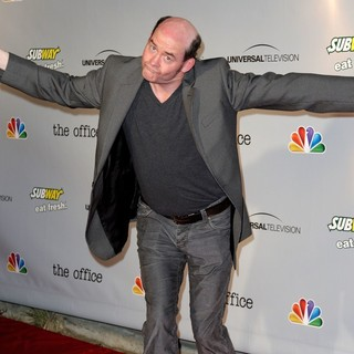 David Koechner in The Office Series Finale Wrap Party - Arrivals