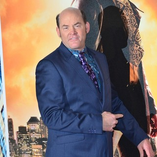 David Koechner in U.K. Premiere of Anchorman: The Legend Continues - Arrivals