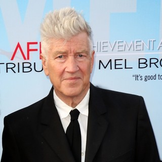 David Lynch in 41st AFI Life Achievement Award Honoring Mel Brooks - Red Carpet