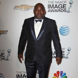 David Mann in The 44th NAACP Image Awards
