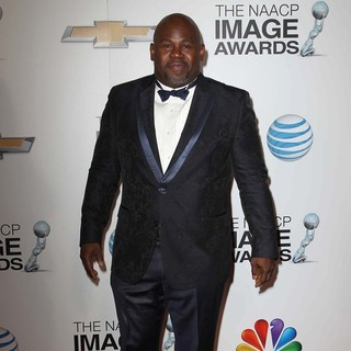 David Mann in The 44th NAACP Image Awards - david-mann-44th-naacp-image-awards-01