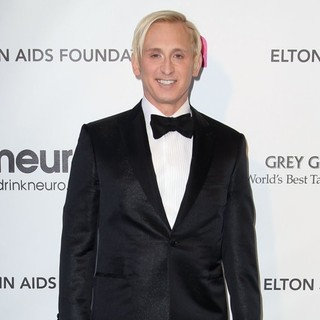 David Meister in 21st Annual Elton John AIDS Foundation's Oscar Viewing Party