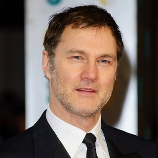 David Morrissey in EE British Academy Film Awards 2014 - Arrivals