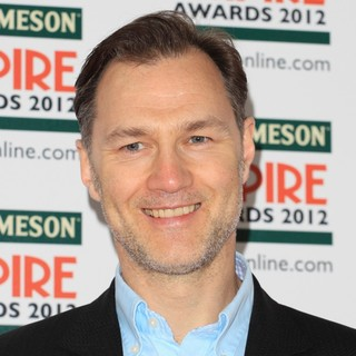 David Morrissey in The Empire Film Awards 2012 - Arrivals