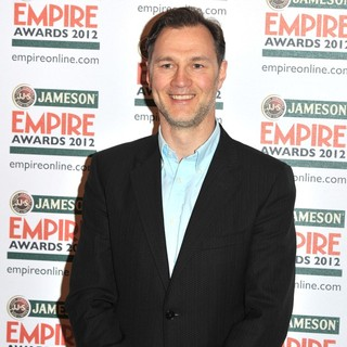 David Morrissey in The Empire Film Awards 2012 - Press Room