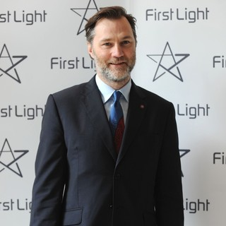 David Morrissey in First Light Awards