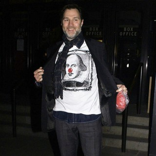 David Morrissey in BBC Radio 3 Does Something Funny for Money and Raises Money for Comic Relief - Departures