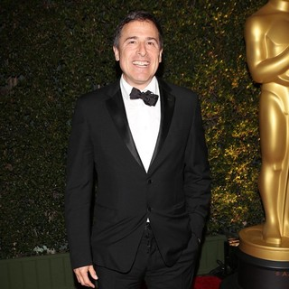 David O. Russell in The Academy of Motion Pictures Arts and Sciences' 4th Annual Governors Awards - Arrivals