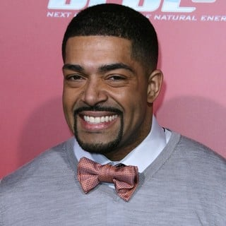 David Otunga in Los Angeles Premiere of The Call