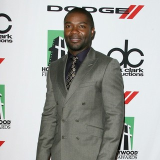 David Oyelowo in The 17th Annual Hollywood Film Awards