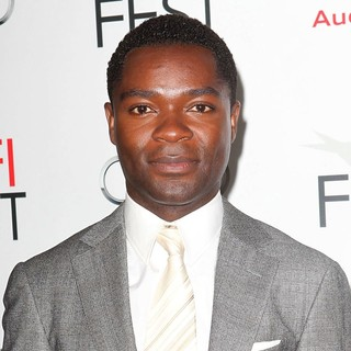 David Oyelowo in 2012 AFI Fest - Lincoln Premiere - Arrivals