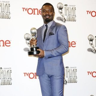 David Oyelowo in 45th NAACP Image Awards - Press Room