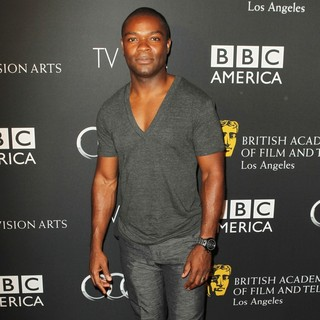 David Oyelowo in BAFTA Los Angeles TV Tea 2013 Presented by BBC America and Audi - Arrivals