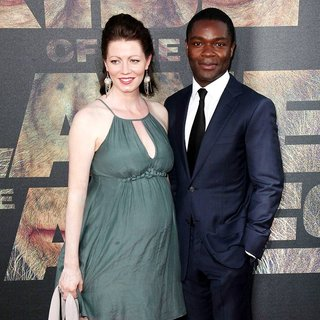 David Oyelowo in The Premiere of 20th Century Fox's Rise of the Planet of the Apes - Arrivals