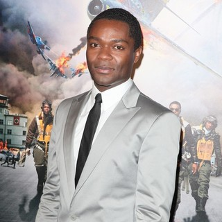 David Oyelowo in The New York Premiere of Red Tails