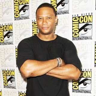 David Ramsey-San Diego Comic Con 2017 - Arrow - Photocall