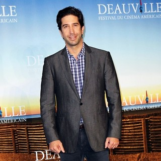 David Schwimmer in 37th Deauville American Film Festival - Trust - Photocall
