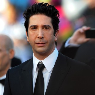 David Schwimmer in Madagascar 3: Europe's Most Wanted Premiere- During The 65th Cannes Film Festival