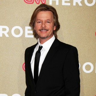 David Spade in CNN Heroes: An All-Star Tribute - Arrivals