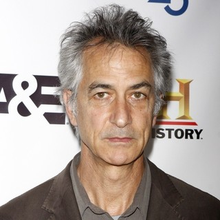 David Strathairn in 25th Anniversary of A and E Television Networks