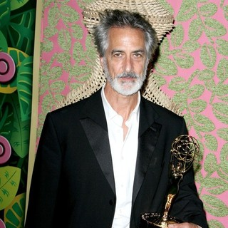 David Strathairn in HBO's 62nd Annual Primetime Emmy Awards After Party - Arrivals