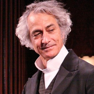 David Strathairn in The Broadway Opening Night Curtain Call for The Heiress