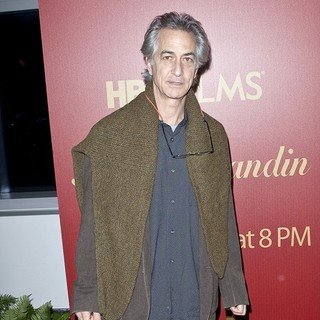 David Strathairn in HBO Films' Temple Grandin Screening - Arrivals