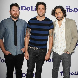 Los Angeles Premiere of The To Do List - davidson-brennan-ross-premiere-the-to-do-list-02