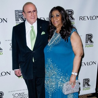 Aretha Franklin - The 2012 Concert for The Rainforest Fund Afterparty - Arrivals