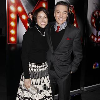 Paige Davis, Patrick Page in Special Broadway Community Advance Screening of The TV Show Smash