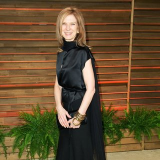 Dawn Hudson in 2014 Vanity Fair Oscar Party