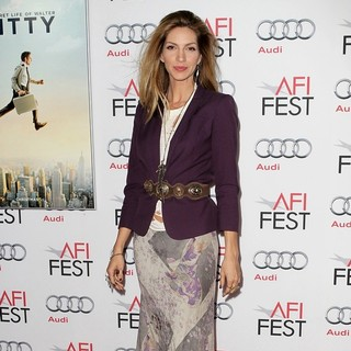 Dawn Olivieri in AFI FEST 2013 - The Secret Life of Walter Mitty Premiere