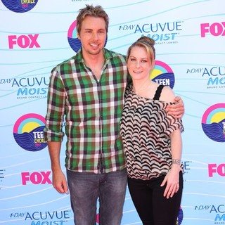 Dax Shepard in The 2012 Teen Choice Awards - Arrivals