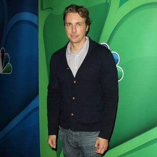 Dax Shepard in NBC TCA Summer Press Tour