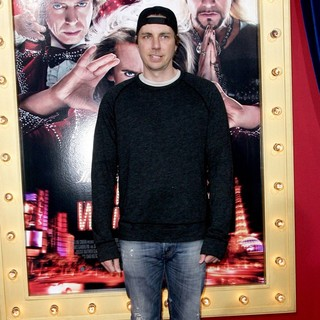 Dax Shepard in Los Angeles Premiere of The Incredible Burt Wonderstone