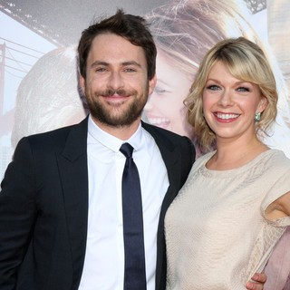 Charlie Day, Mary Elizabeth Ellis in Los Angeles Premiere of Going the Distance - Arrivals